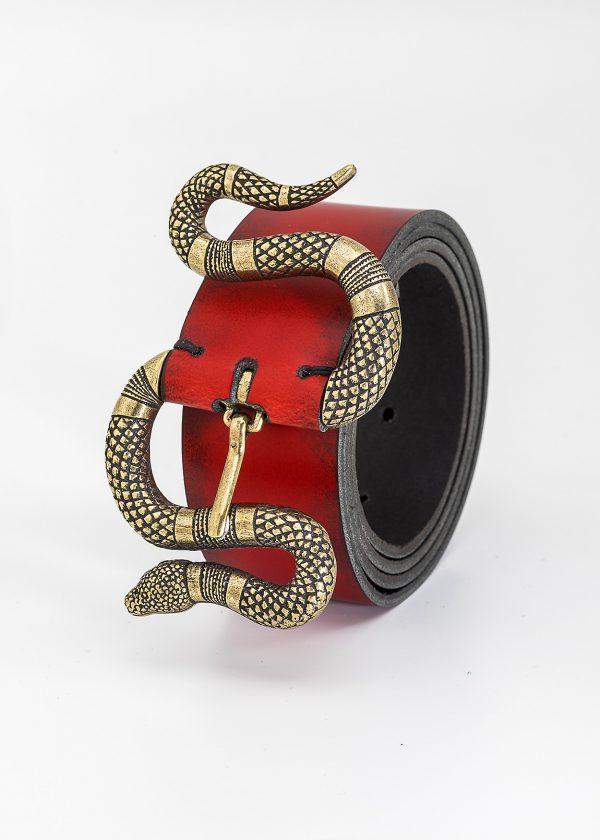 Cinturón Uadjit Serpiente