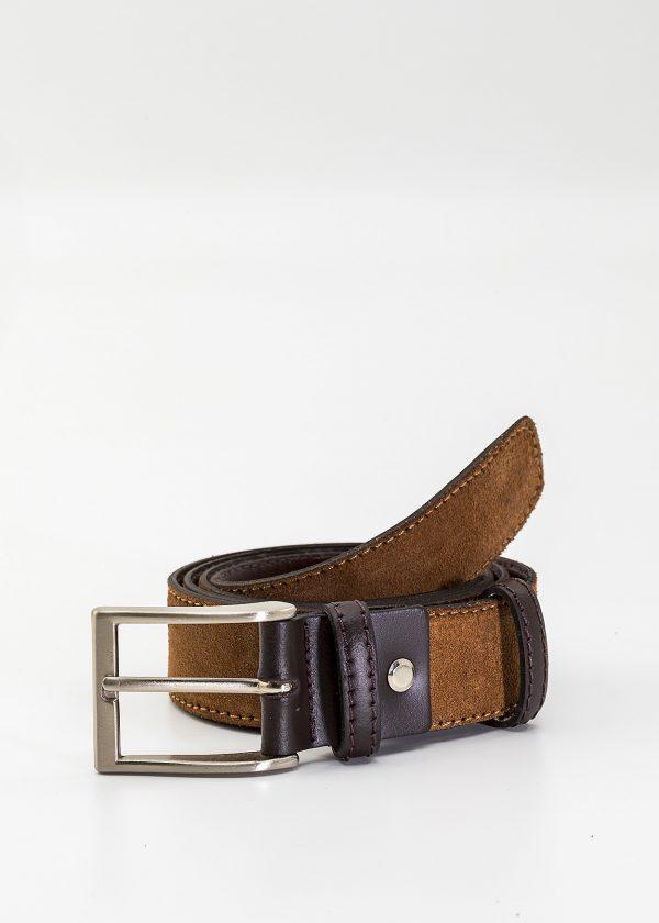 Cinturón Lincoln marrón
