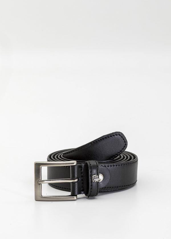 Cinturón Carnegie negro
